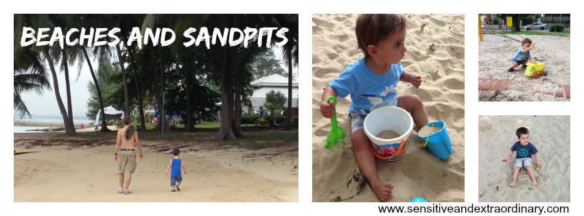 5 Outdoor Activities for a Highly Sensitive Child: Beaches and Sandpits